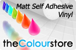 Matt Self Adhesive Vinyl