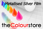 Metallised Silver Film
