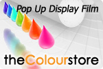 Pop Up Display Film