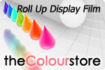 Roll Up Display Film